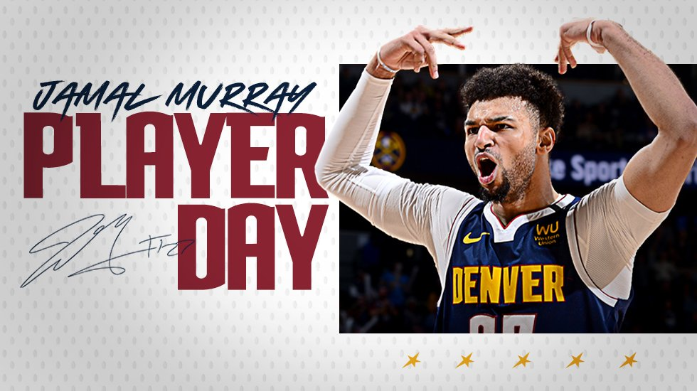 We feel like showing love to our players, so we'll be doing just that each day over the next two weeks.  Let's kick it off with #BlueArrowDay!  #MileHighBasketball https://t.co/Sk2v9dyjVP