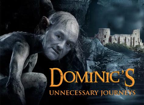 #DominicCummings