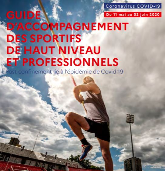 Sportifs de haut niveau et professionnels consultez dès à présent votre guide d'accompagnement post #confinement conçu à votre intention par @Sports_gouv  #INSEP @GRAND_INSEP @Agence_du_Sport 🤝 👉 https://t.co/08GSSOh6Lu  #Deconfinement #reprise #sport #COVID__19 https://t.co/9YlNqWGktE