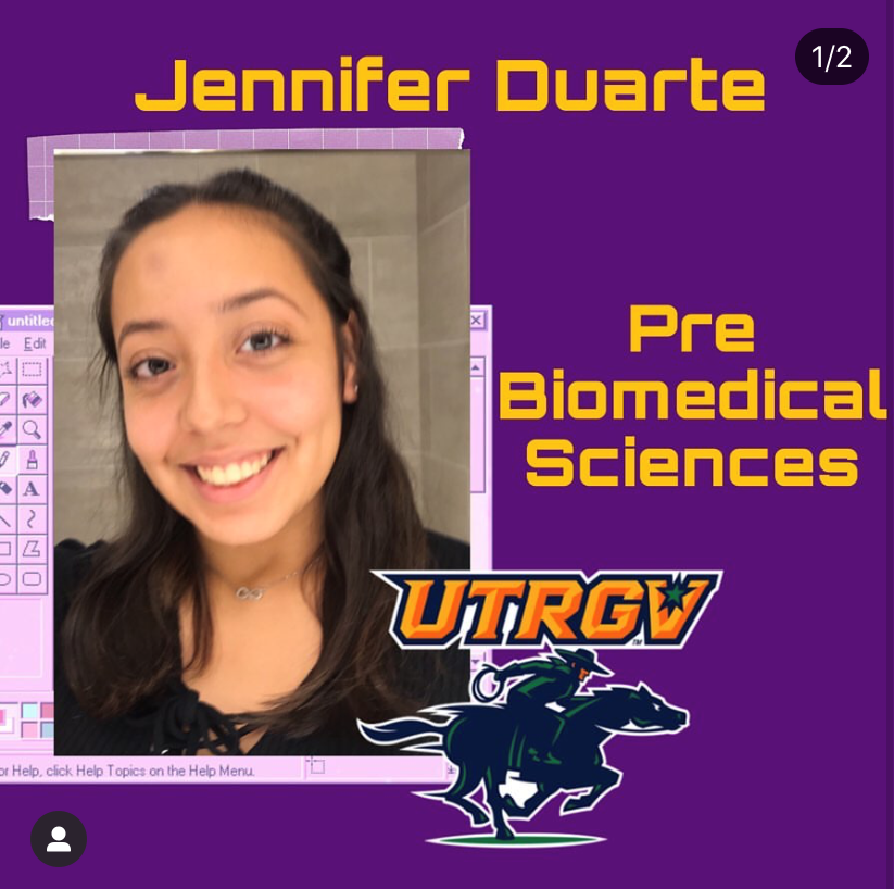 Congratulations @total_repaw team member Jennifer Duarte @FIRSTRGV https://t.co/ql9m8gQDsu