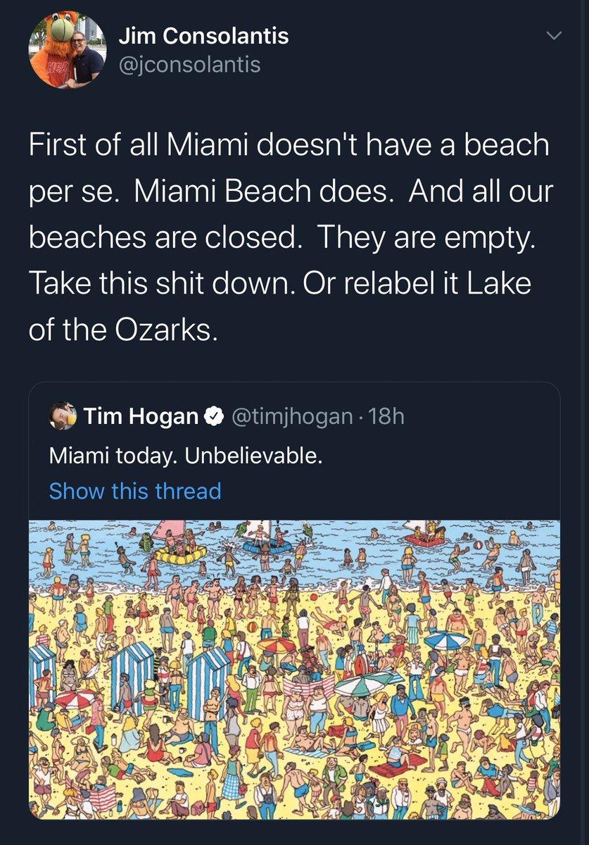 Tim Hogan on Twitter: