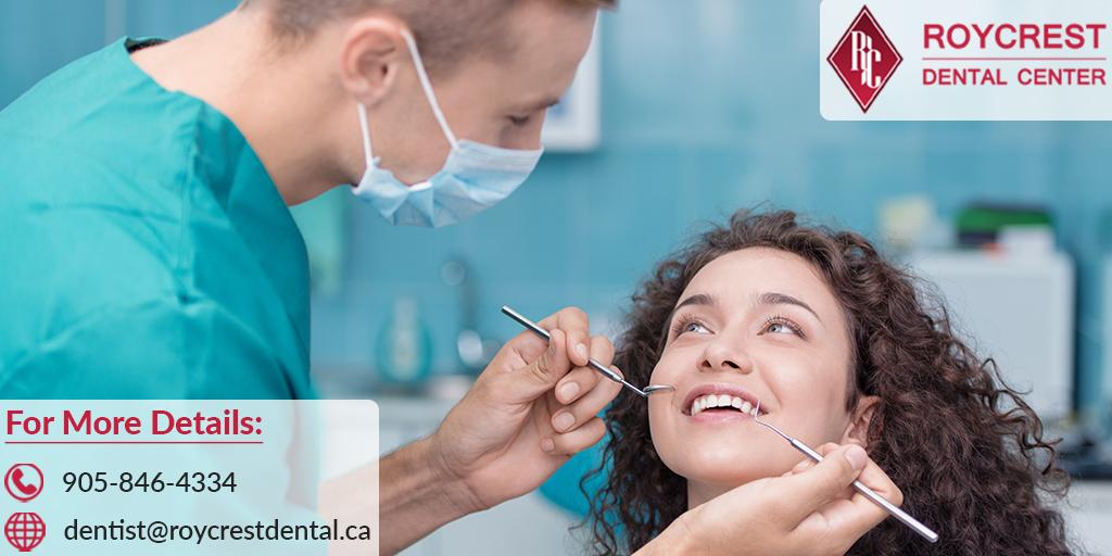 "Don't just smile ""once in a while"". Take steps to great hygienic dental practices. It'll be worthwhile.  https://www.roycrestdental.ca/ . #dentist #smile #dentalcare #oralhealth #dentalhygiene #dentalclinic #smilemakeover #smiledesign #dentaltechnician #dentists #dentalart #dentalhealthpic.twitter.com/0aEG4iXy0Q"