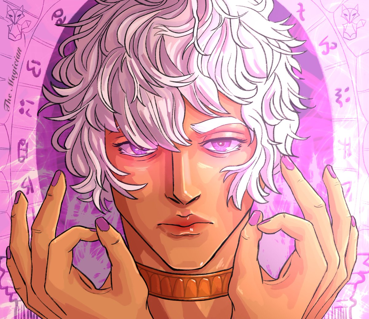 The Magician or The Devil? #TheArcanaGame #thearcanaasra #asra #asrathemagician #thearcana #juliandevorakpic.twitter.com/yVCsTAFIm3
