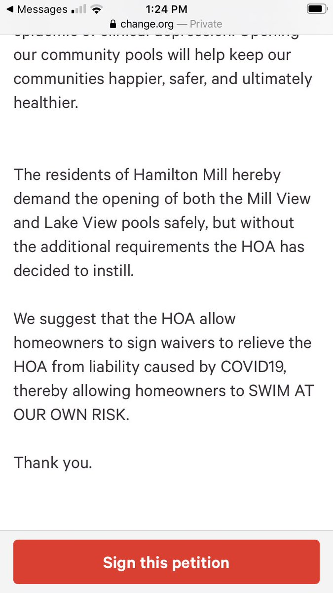 Residents take on HOA over use of pool. 4:30