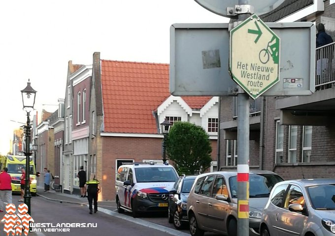 Korte inzet MMT vanavond in Maassluis voor een medische noodsituatie in een woning aan de Zuiddijk. https://t.co/YUDUUpT368