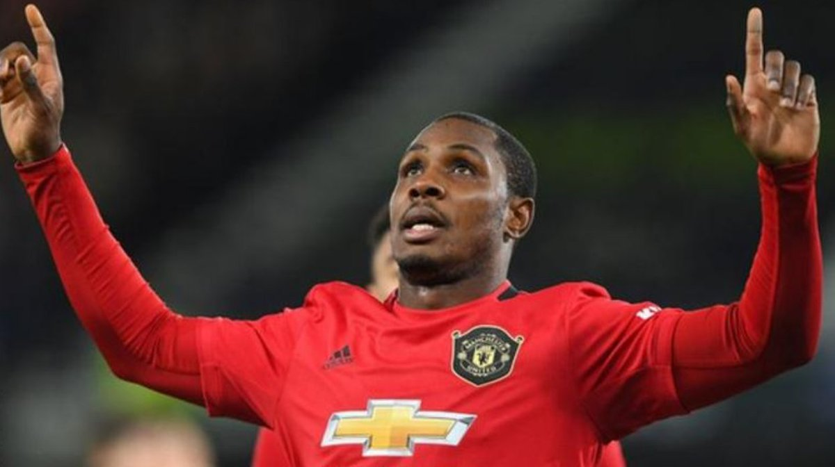 Manchester United have struggled to agree an extension with Shanghai Shenhua - and now Odion Ighalo looks set to return to China...  More: https://t.co/yPc0ODteC1 https://t.co/eKDBqI474w