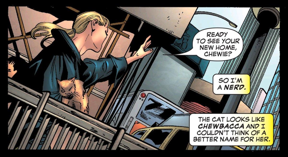 Carol's a Star Wars nerd #MsMarvel #CarolDanvers #CaptainMarvel<br>http://pic.twitter.com/cONxTEkEx2