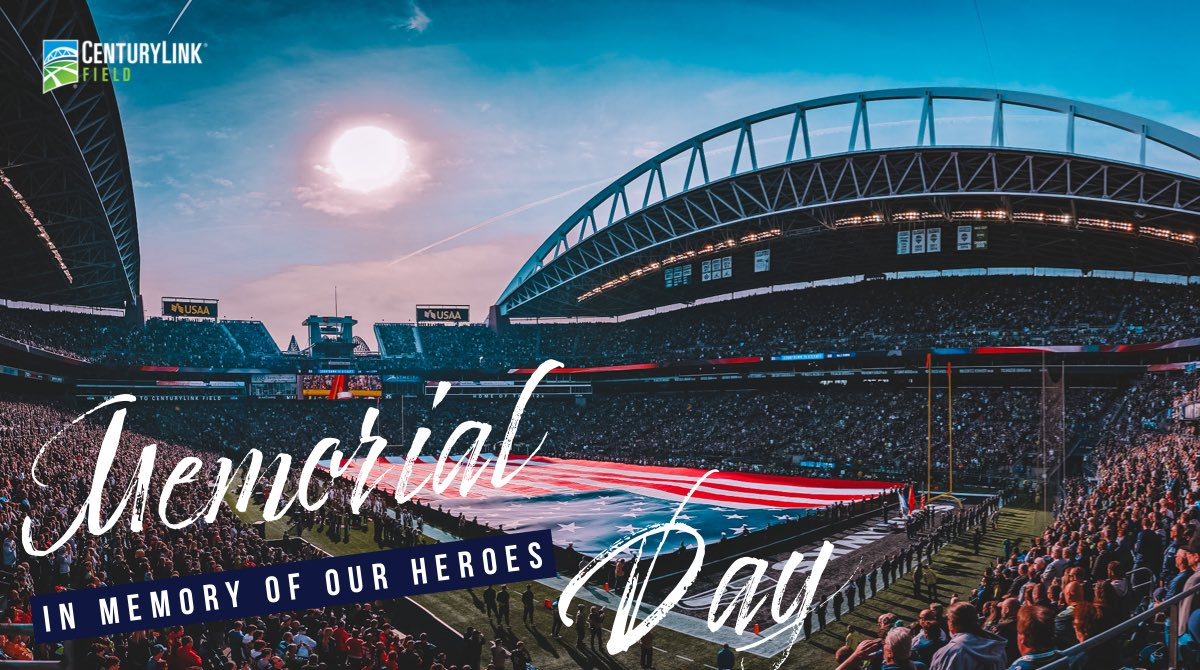 For those who made the ultimate sacrifice, we thank you. 🇺🇸 #MemorialDay