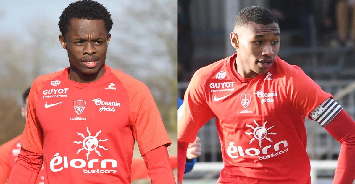 Rafiki Saïd et Idrissa Dioh