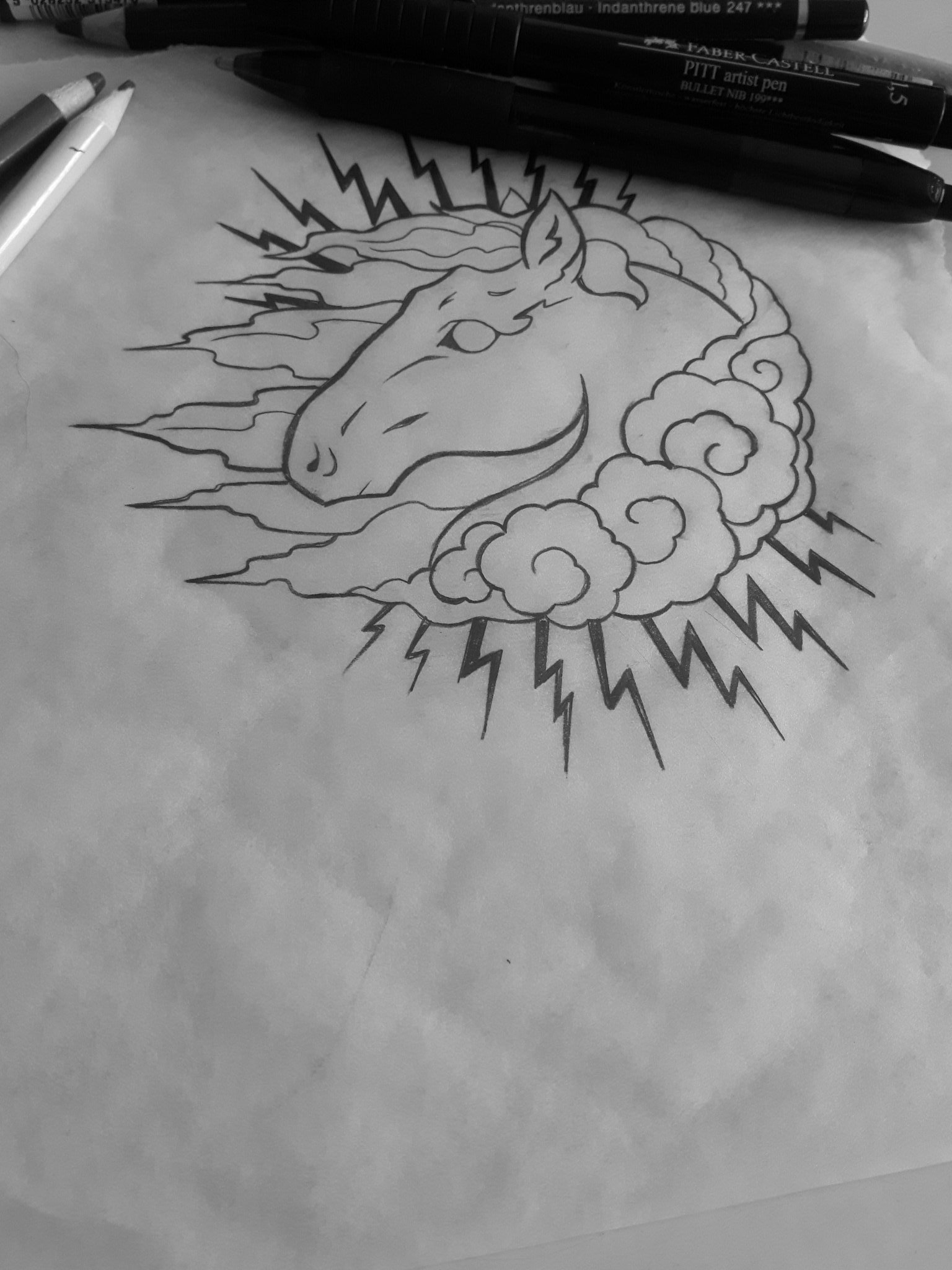 Storm Horse Tattoo A Twitter Live Drawing Happening Today At 12 30 On Our Instagram Stormhorsetattoo This Is Just A Chill Short Session Where J Stormhorseink Draws And Answers Questions If Ya Got Them