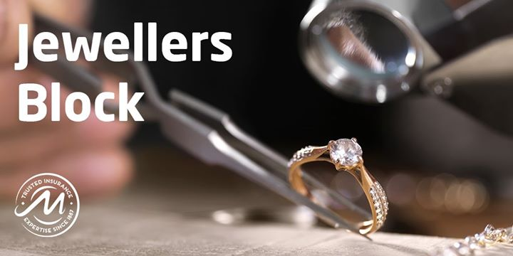 Since 1887, #Jewellers Block #insurance has been at the heart of our business.  Find out more about our cover here ➡️  💠 💎 ⌚ 💍  #JewellersInsurance #InsuranceforJewellers #JewelleryDesigner #UKJewellers