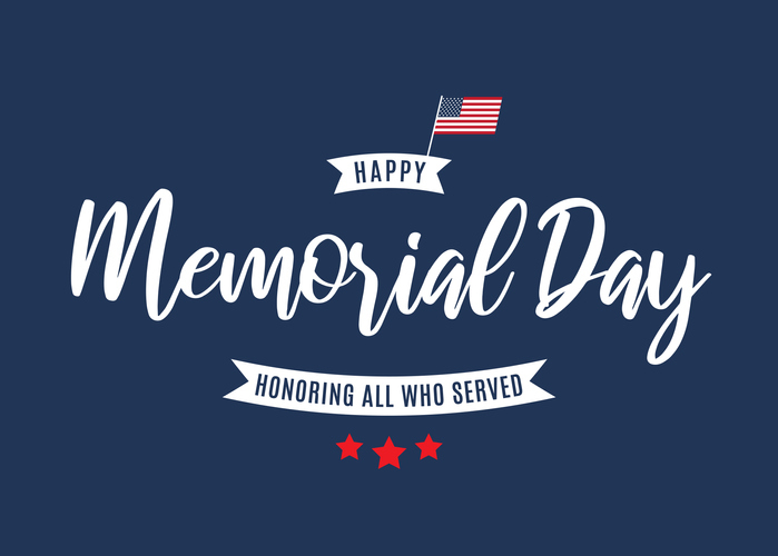 Happy Memorial day from NASW-Wisconsin Chapter!