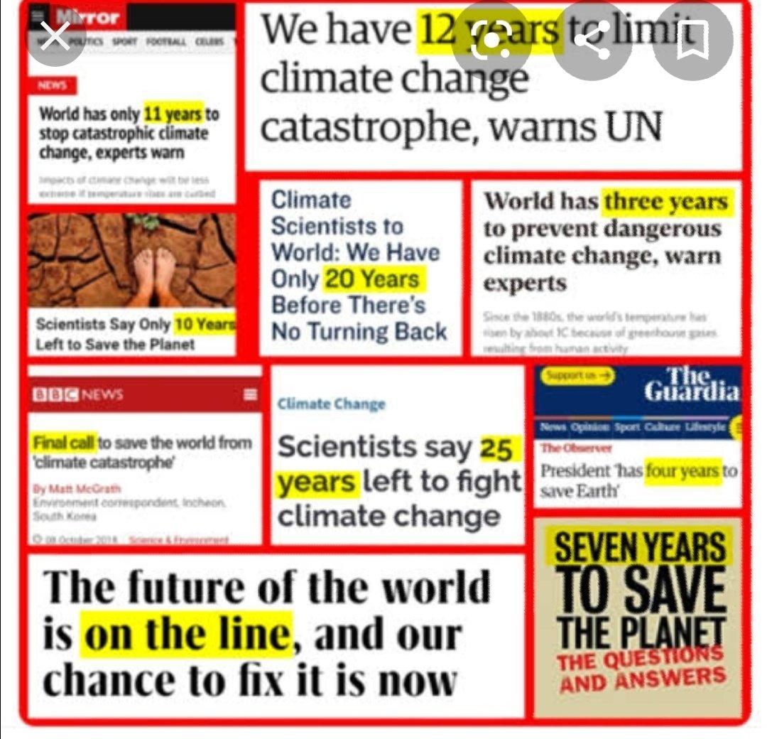@IngersolRobert @SimonMaxfield8 @JoeTheAtheist @aussie_skier @ClimatePatriot @WannerKev @DawnTJ90 @Fauntleroy1934 @Ceist8 @Christi64059784 @CLegrin @KCTaz @MartinJBern @ianrowley677 @joetheatheistp @sueytonius @RuleByLogic @OscarsWild1 @TheDisproof @swcrisis @Dribelo1 @BradPKeyes @Jamz129 @JsharkJill @Tangomitteckel @ancistroneura @joedieseldodge @BadgersNo @fknsavages27 @SimonPearson961 @CMorrisonEsq @ncdave4life @maya_phd @CymaticWave @Schtickery @ClimateDepot @stevenmosher @Willard1951 @Tokyo_Tom @jc_Craze @DanCady @PolAnimalAus @ZombiePiano @CrangusShish @Gladfly1 @AtomsksSanakan @baletown_crawl @leonardjcohen @Kenneth72712993 @FrankWi74044551 We have seen nothing that #climatechange has CLAIMED. All the #ClimateCult has done is DENY its own predictions/forecasts/insights... https://t.co/wFFBxjQLPz