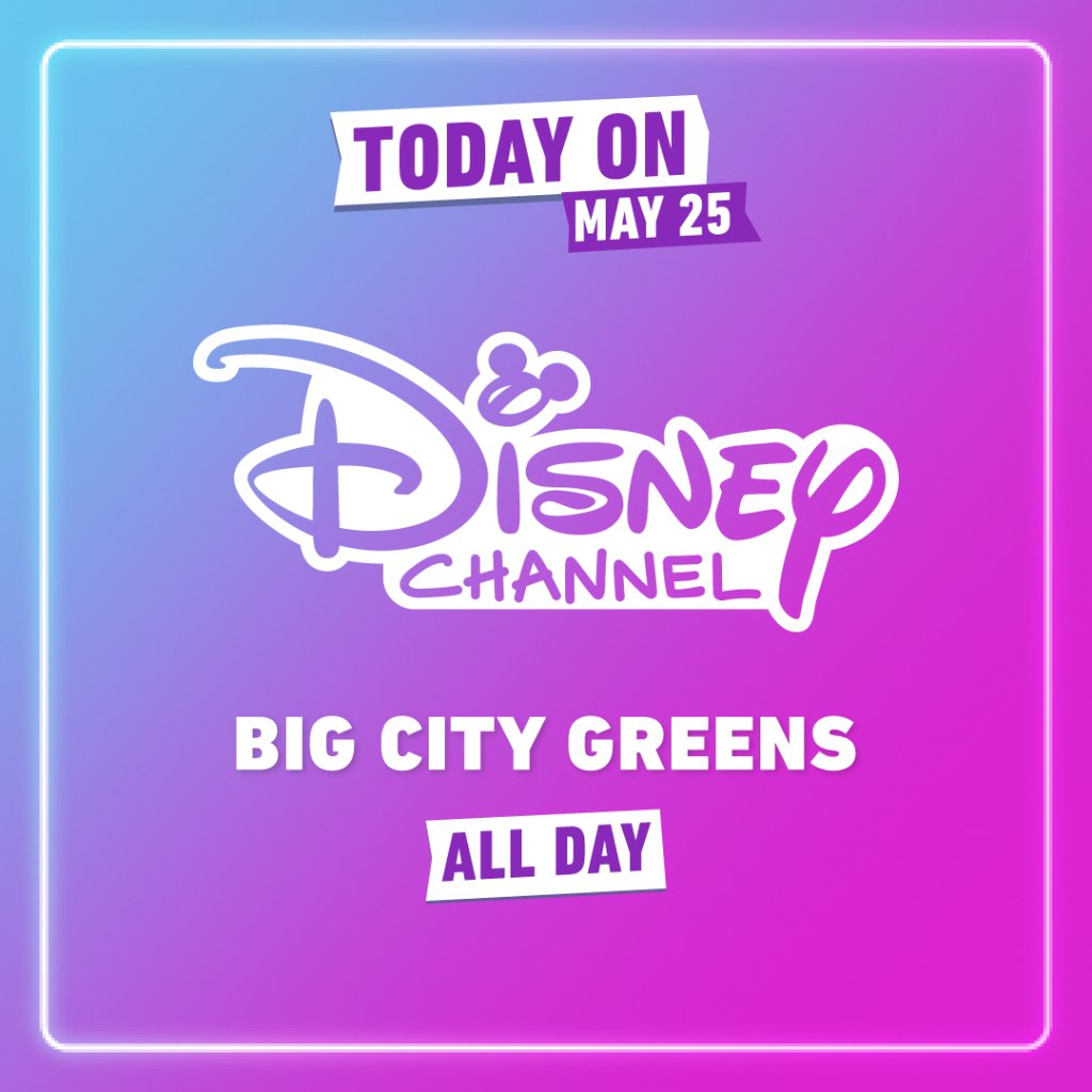 Weve got non-stop shenanigans for you this #MemorialDay, with a #BigCityGreens marathon all day long!