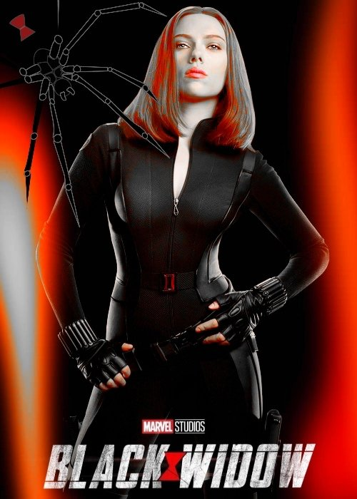 My NEW #BlackWidow posters!!  #Marvel #MCU #Digital #FanArt  #ScarlettJohansson #DigitalArtpic.twitter.com/GLAA1WXplb