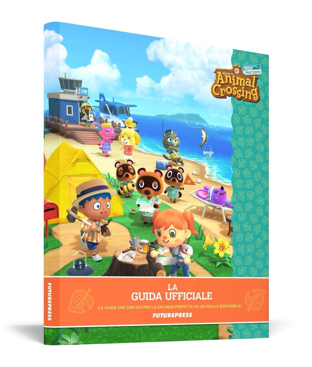 Se siete amanti di Animal Crossing: New Horizon vi ricordiamo che questa settimana esce la guida ufficiale in italiano. Link Amazon: https://amzn.to/2LUkzfGpic.twitter.com/6c7VfEKojB