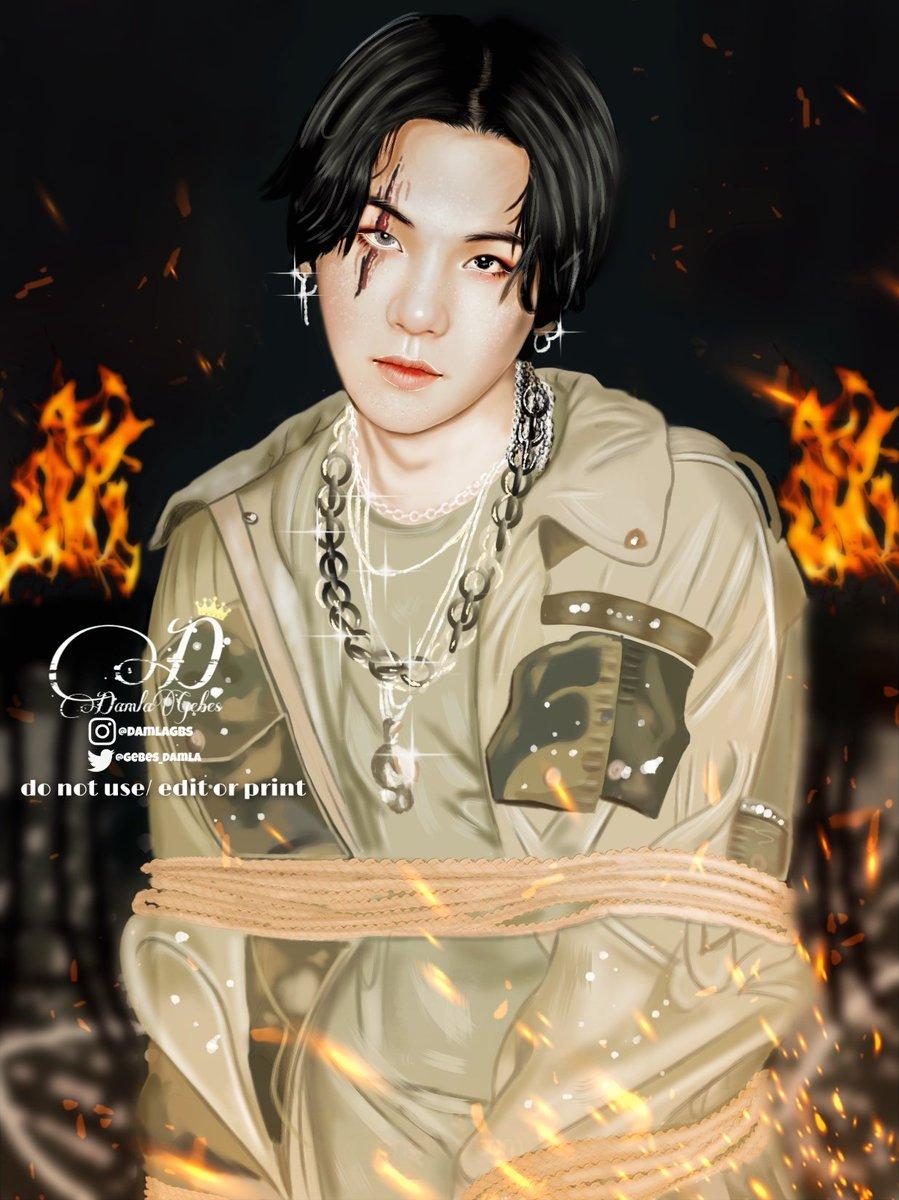 KING   #YOONGI #AGUSTD2 #BTSpic.twitter.com/WjJkjNynSM