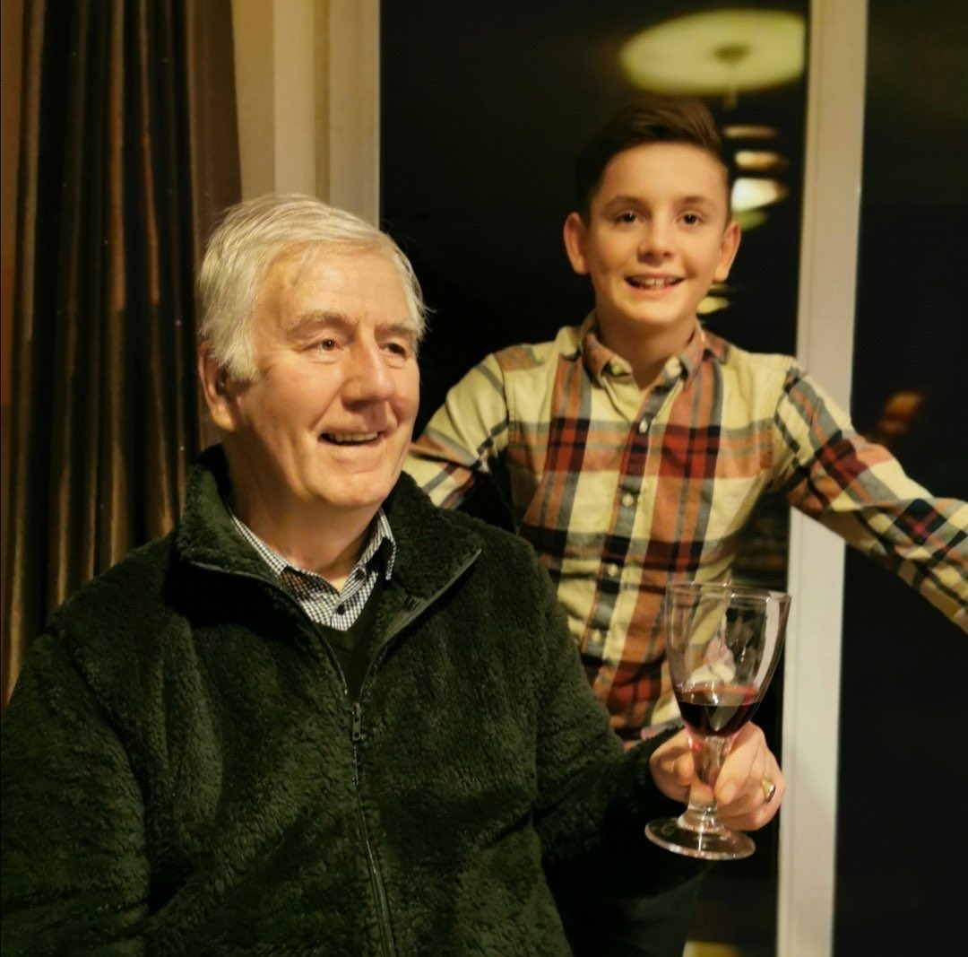 Well done to George E who is spending his half term fundraising for 'The Tackling Dementia Sports Cafe' @WorcsWarriors, where his Grandad loves to spend time. #BromsgroviansAtHome #PupilAchievementspic.twitter.com/L6ra1WQvSC