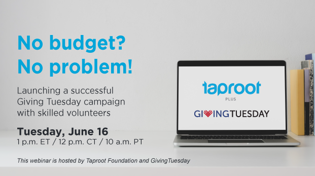 #Nonprofit fundraising has shifted dramatically in the past few months. If your org is placing more emphasis on #GivingTuesday this year, our 6/16 webinar with @GivingTuesday will help set you up for campaign success http://ow.ly/qfj750zEq56pic.twitter.com/bxDz4mYevV