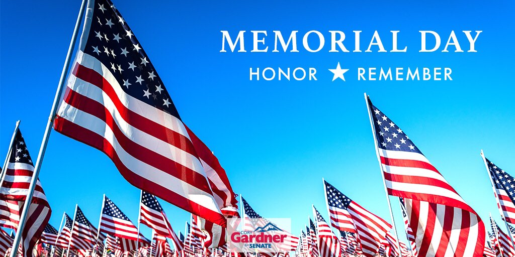 Today, it's more apparent than ever before that the sacrifices made for our great country are directly tied to America's strength through unity and perseverance through hardship. God Bless all of our fellow Americans who served and sacrificed with honor.