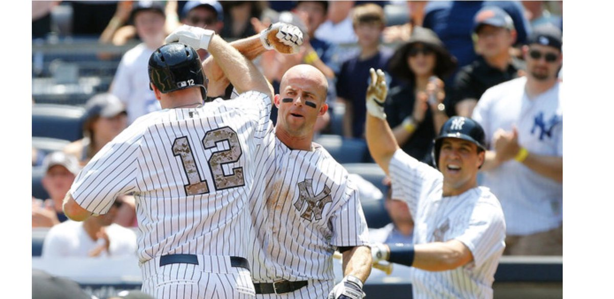 Memorial Day five years ago the Yankees beat the Royals 14-1 behind Nathan Eovaldi at the stadium https://t.co/3P2Zq0x6ho