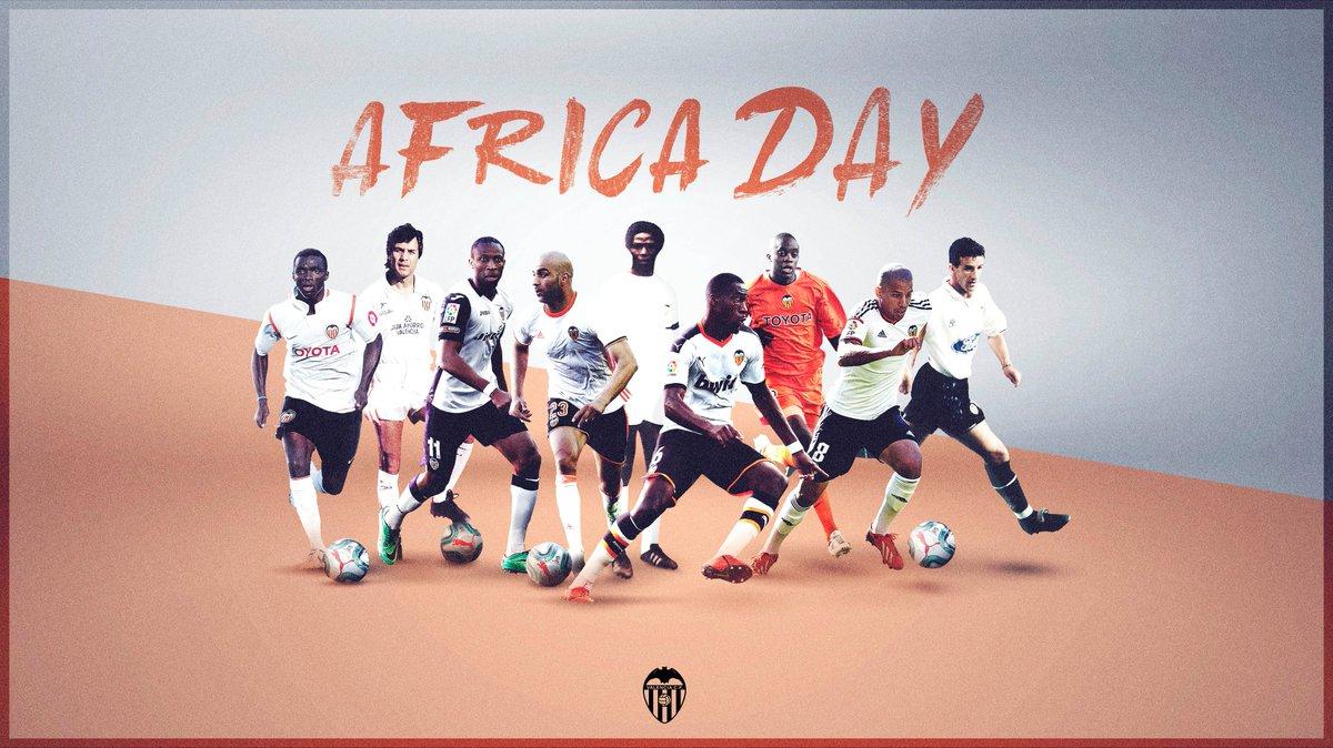 🌏 Hoy es el #DíaDeÁfrica  Y queremos enviar todo nuestro cariño y ánimo a todos aquellos aficionados que nos apoyan desde este querido continente 💚  #AMUNTÁfrica 🦇 #AMUNTWorld https://t.co/whhjsRutTv