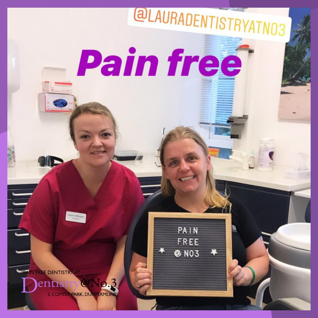 We can't wait to get back to providing Pain FREE Dentistry!  For your #FREE consultation please call us on 01383 735710  #dumfermline #fife #newpost #DentalImplants #cosmeticdentist #oralhealth #oralhygiene #smilemaker #teethwhiteningkitpic.twitter.com/0DmXQlNRea