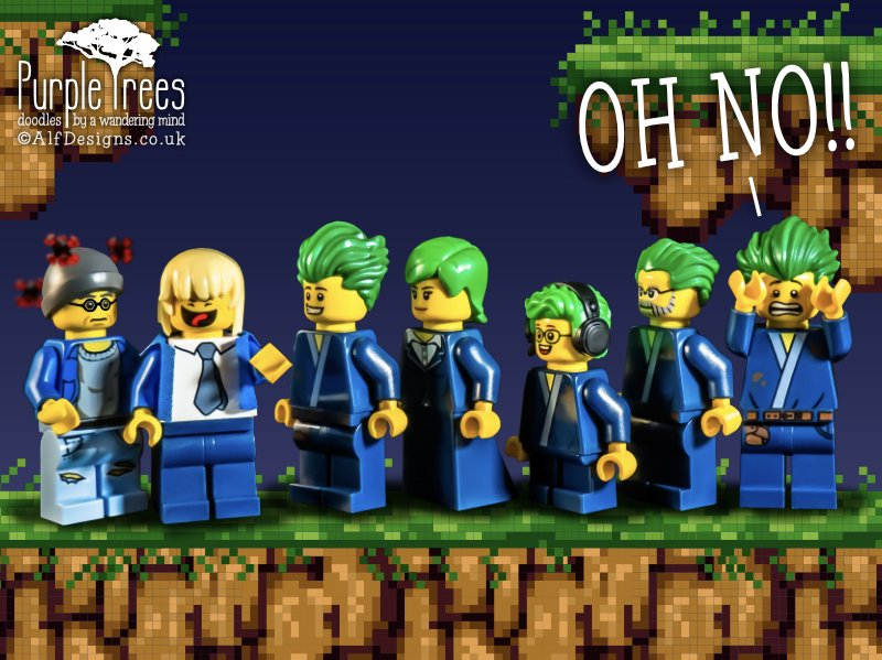 Quick Dom, if they bought that, lets introduce the new national dress code while were at it! Theyll follow us anywhere! #SackCummings #SackJohnson #SackThemAll #Cumgate #COVIDIOTS #Lockdown #Lemmings #LEGOphotography #LEGOphotos #LEGOart #AFOL #WomenInToyPhotography
