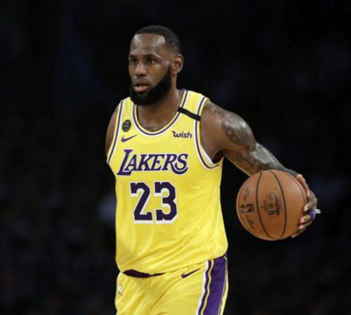 Would #LeBronJames still be an All-Star level player if he had one arm? #NBATwitter  Thoughts? https://t.co/lnQHOOUtmy