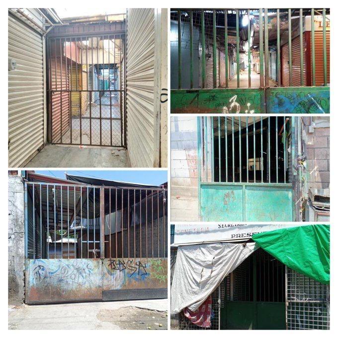 Central de Abasto, #Oaxaca  Cierran algunas zonas por #COVID19  •Zona Seca •Zona De La Loza Y Muebles •Zona De Tianguis  -Zona Húmeda Y Puestos de frutas y verduras abiertos. https://t.co/zc2WtwXSmv