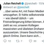Image for the Tweet beginning: Er hätte um Fristverlängerung BITTEN