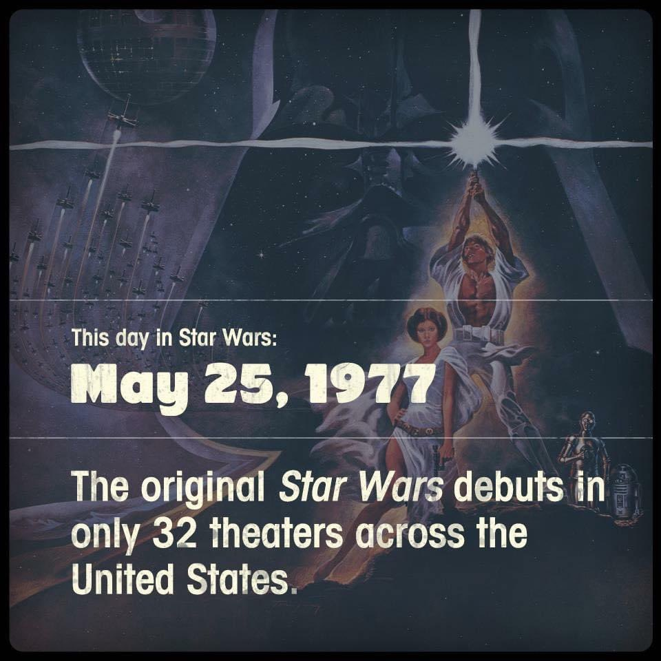 And Phoenix was one of those cities #fox10phoenix #starwars https://t.co/38OB4WufD8