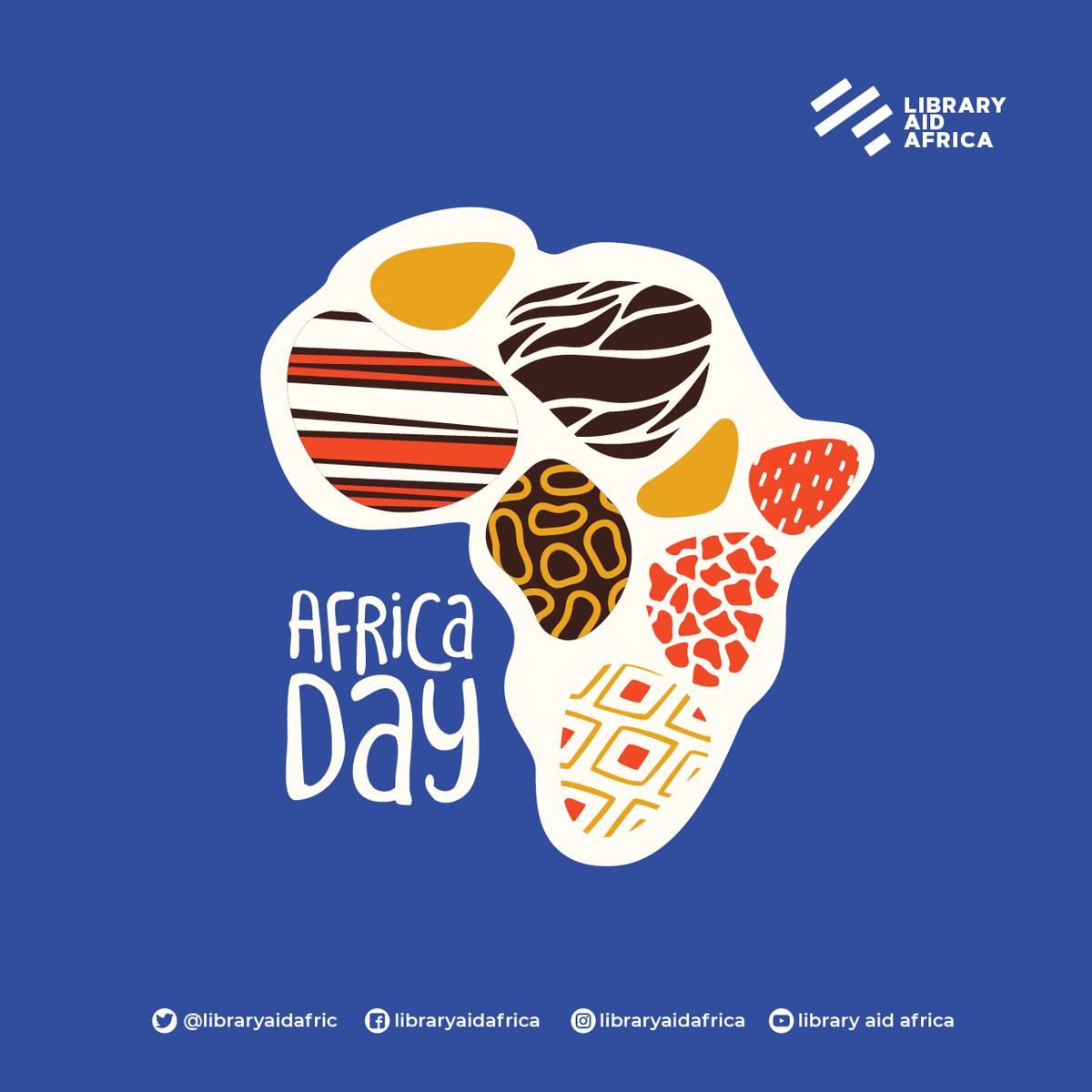 Today we celebrate #Africa.   Sisi ni Waafrika  Happy #AfricaDaypic.twitter.com/wRlxESFxcc