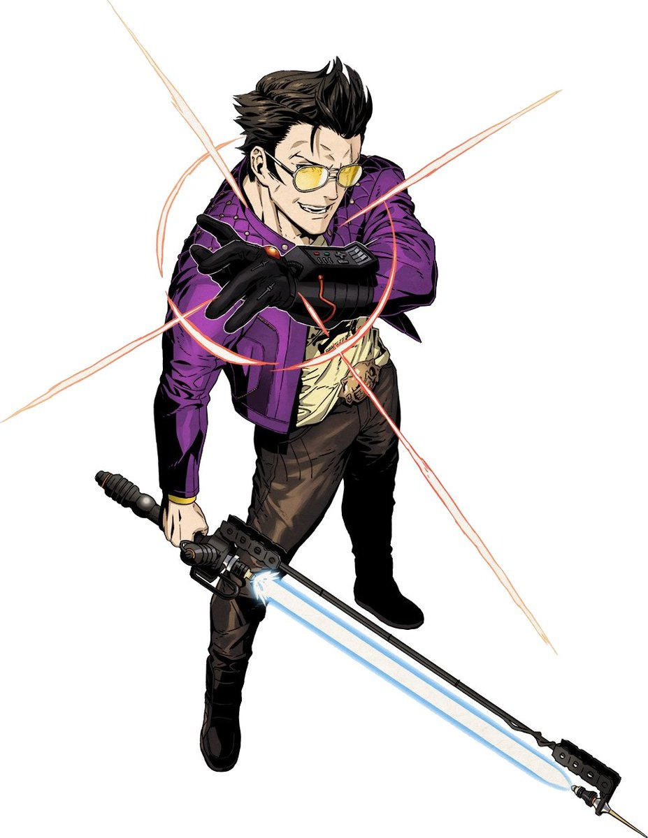 Travis Touchdown, Maki Nishikino, Quote, and Freddy should be added as Mii Costumes in the next wave! <br>http://pic.twitter.com/qdVxuHWi4H