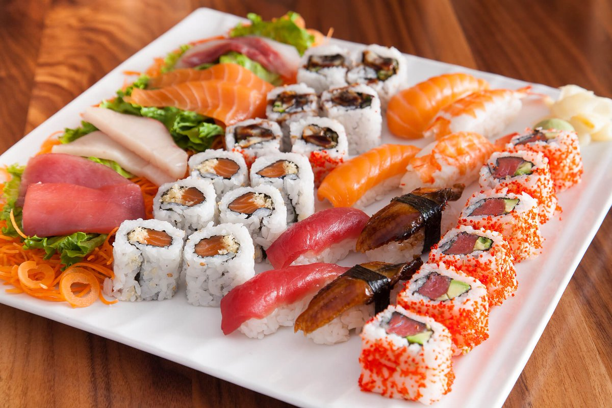 Sushi  🍣🍱 https://t.co/v8ZMH0Pvr3