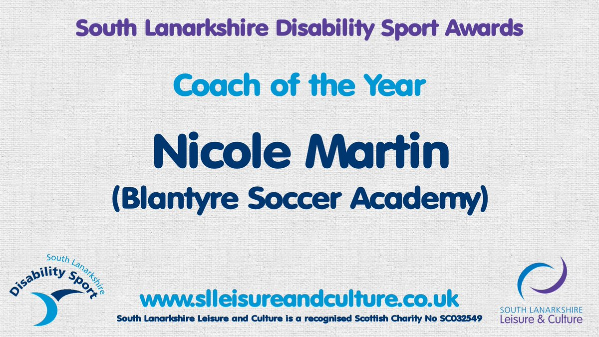 #PERFORMANCE | Our penulitmate award of the evening is Coach of the Year which goes to Nicole Martin from Blantyre Soccer Academy.  Congratulations Nicole! pic.twitter.com/Xs8sHsR159