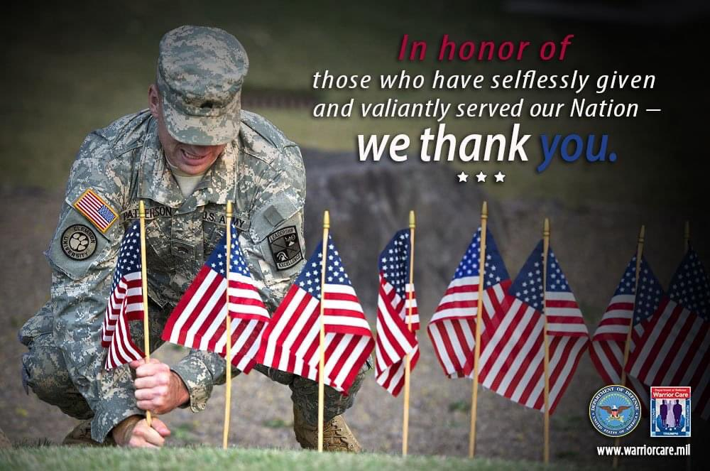 We pay tribute & express our gratitude, 2 those who have given their lives in our nation's wars. Ty so much 2 all the servicemen & women who have gone above & beyond protecting our country. #HilltopCleaners, #Encino. #drycleaners #freedelivery #MDW #Rememberingourfallensoldierspic.twitter.com/bkpWO7qosh