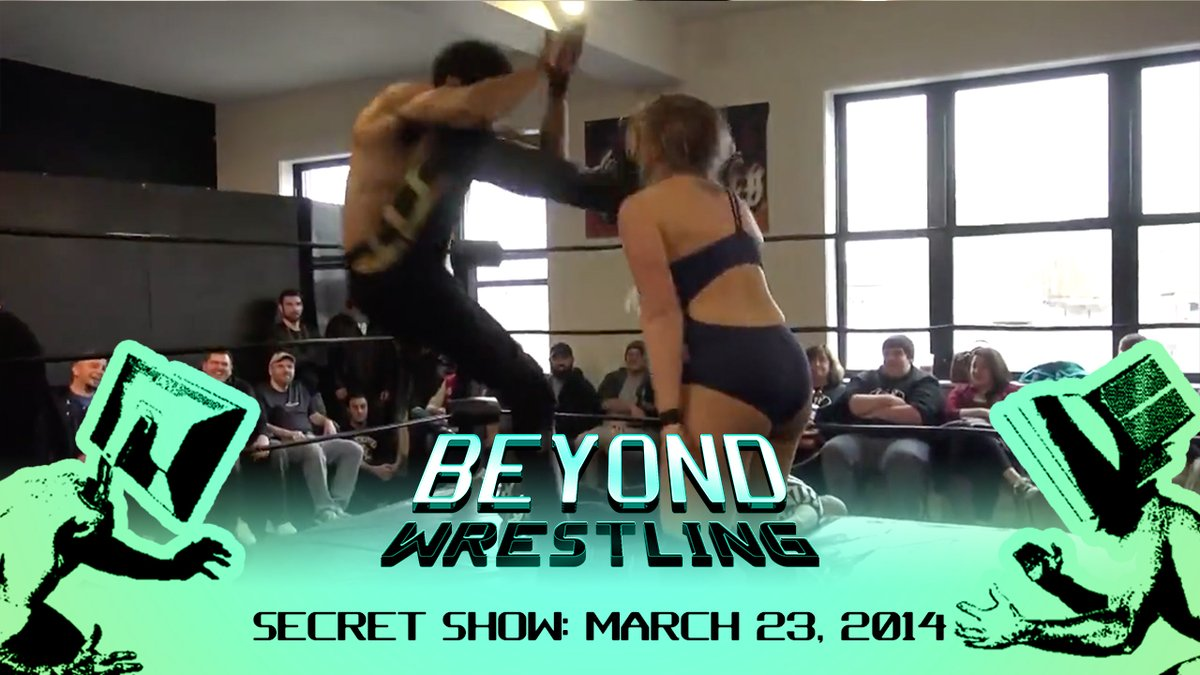 JUST ADDED! @beyondwrestling Secret Show: March 23, 2014! Featuring Timothy Thatcher v @SilverNumber1 @Kimber_Lee90 v @ARealFoxx @TheAerialArtist v @xbrianxfuryx @Santana_Proud @Ortiz_Powerful v Crusade For Change + @SuckMePinkie & more Watch it now independentwrestling.tv/player/rp7lzzr…