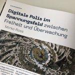 Image for the Tweet beginning: 📓Frisch aus der Druckerpresse: Digitale