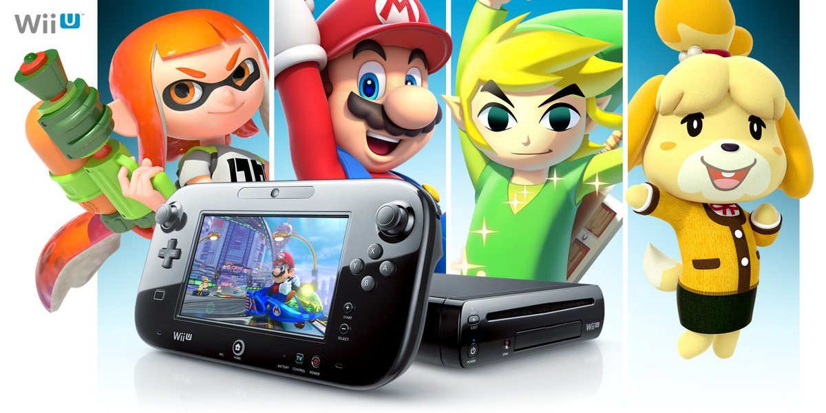 What games did you love on the Nintendo Wii U  #Nintendo pic.twitter.com/86JRNDyCbw