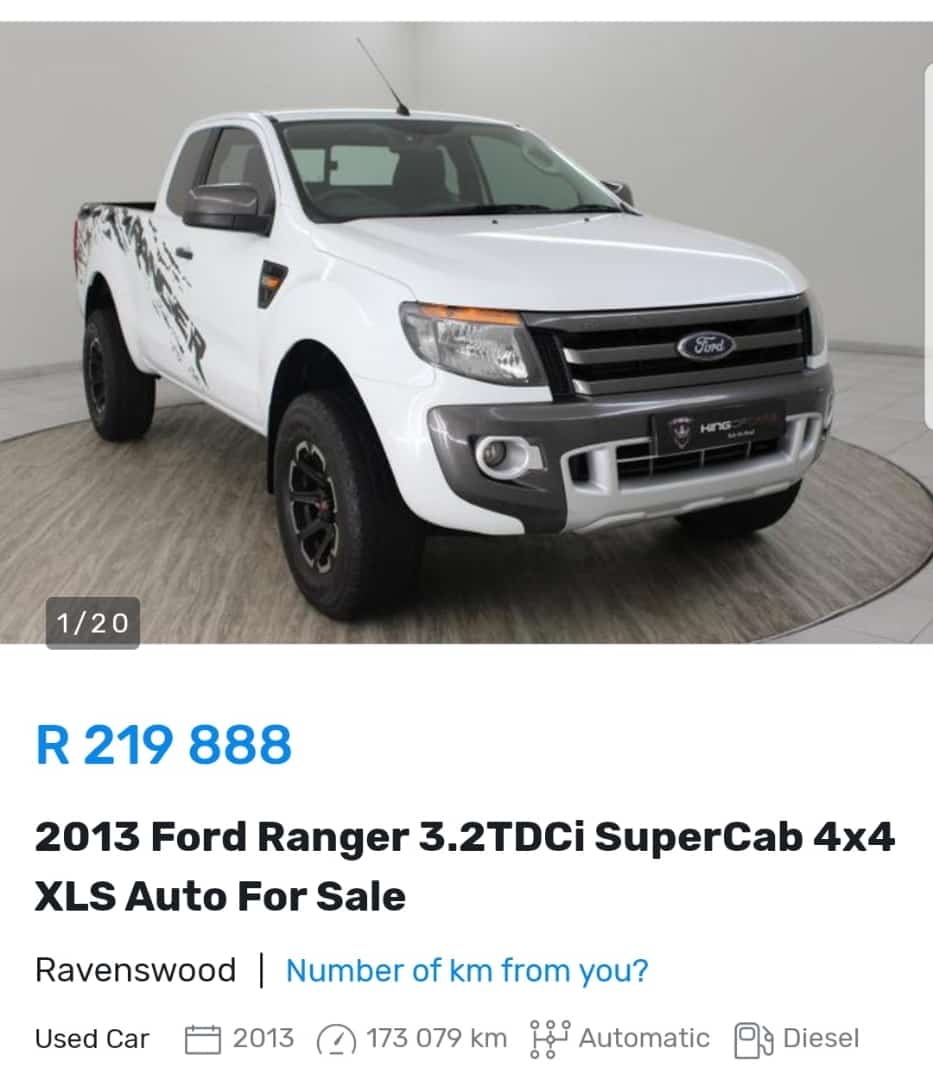 2013 Ford Ranger 3.2TDCi Double cab going for R219 888. Will not be able to respond to respond to comments so for inquiries and queries Whatsapp or call on the contact details in Bio #ford #Gauteng #boksburg #jhb #car #diesel #automatictransmission #Ranger #Eastrand #carsale