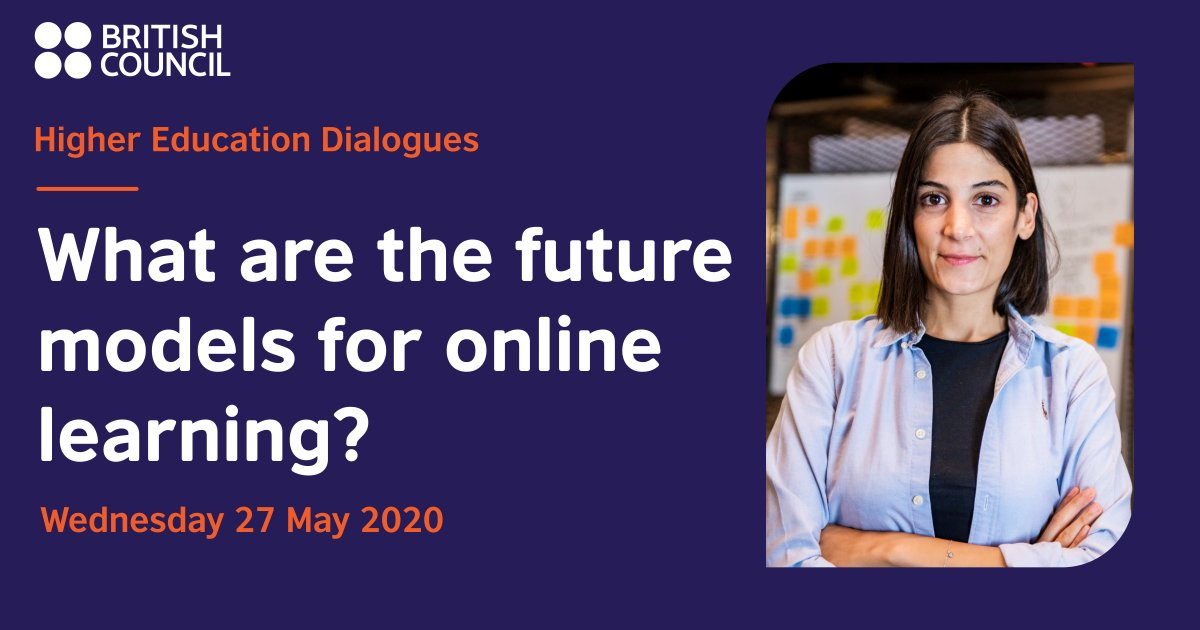 Next #HigherEducationDialogues series is on the way. Join our interactive conversation on 27 May, where we will bring together sector experts to discuss what the future models might look like https://t.co/UxgNGZtLCT https://t.co/aPNL6XJ9h2