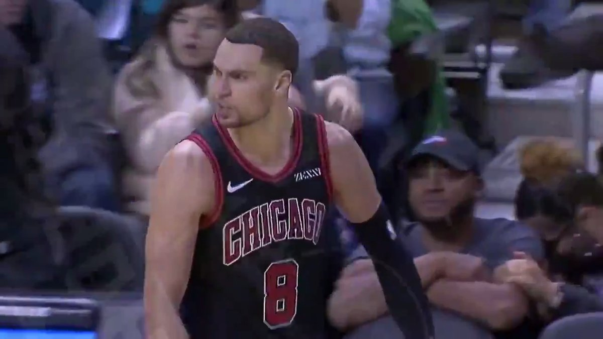 The final minute of this Bulls/Hornets game is still mind-blowing.  One of the wildest finishes you'll ever see. https://t.co/na3UdwoZSg