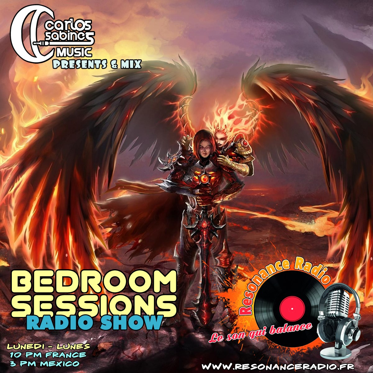Coming up my #BedroomSessionsRadioShow Transmisión desde #Francia Broadcast from #France    http://www.resonanceradio.fr    Lunedi 10 pm France  Lunes 3 pm #México   #Radio #RadioShow #Trance #TranceNights #RT #DJLifepic.twitter.com/25pbZudGgN
