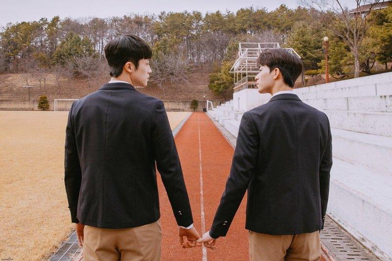 20.05.25 Segun W-Story el Ost de Where Your Eyes Linger saldrá el próximo 5 de Junio. ❤️ #BeforeYourEyesStop #KoreanBL #HanGichan #JangEuisoo #hangichan #WhereYourEyesLinger #한기찬