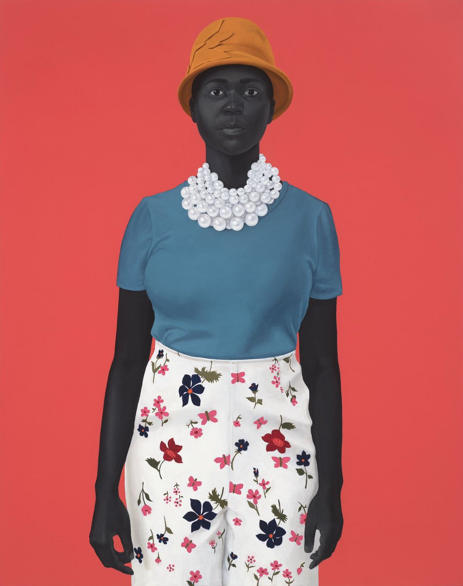 Painter Amy Sherald joins our Memorial Day broadcast tonight (6p-8p ET) https://t.co/mCCDYdEmrp