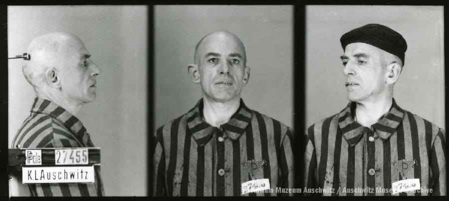 25 May 1895   Pole Otto Jan Pill was born in Łódź. A teacher. In #Auschwitz from 28 March 1942. No. 27455 Date of death: 21 May 1942.