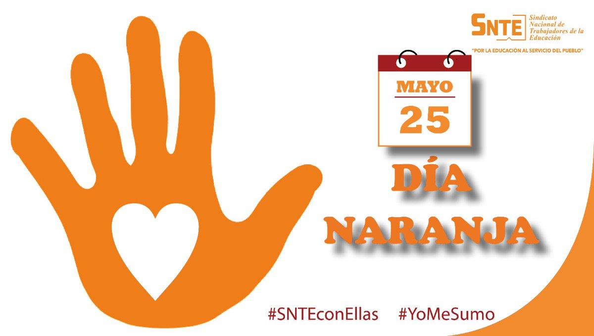 #SNTEconEllas 🙋♀️👩🙋♀️ ‼️Ya Basta‼️ Respeto absoluto a derechos de mujeres y niñas 👩👧 #NoMásViolencia 🤚🚫🤚 👉#25Mayo 🗓️ #DíaNaranja 🧡 #FelizLunes #NiUnaMenos #NiUnaMas #JusticiaParaDiana #estavivo #SNTEsalud #COVIDー19 #26Mayo #felizMartes #survior2020 #BhaiBhai #çilek