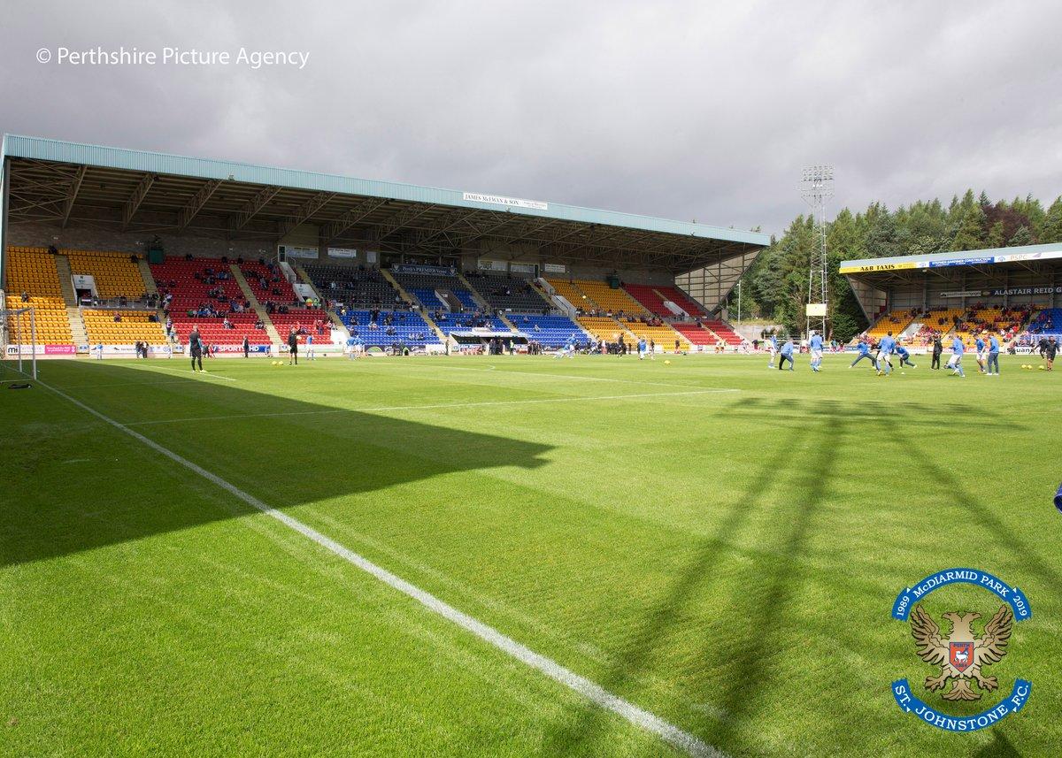 St. Johnstone FC
