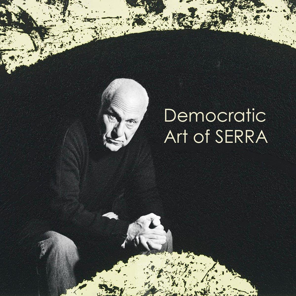 Democratic Art of RICHARD SERRA  Democratic is a word rarely applied to contemporary art and especially minimalism. However with Serra it is true.  VIEW LOTS: http://0515.phiauctions.com/  #RichardSerra #Serra #stayhome #buyartonline #artauction #onlineauction #phiauctions #minimalismpic.twitter.com/x9KRZfcdfH